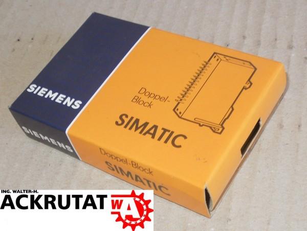 Siemens Simatic C1 Doppel-Block 6EC1 201-3A Doppelblock Modul 6EC1201-3A