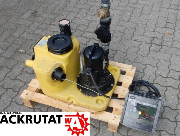 Jung Abwasserhebeanlage Compli 125/2 M/4 Pumpe Hebefix Hebepumpe Pumpstation