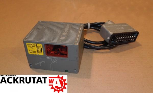 DS45 L-R2 Lichtschranke Laser Scanner Datalogic Barcode Harting-Stecker