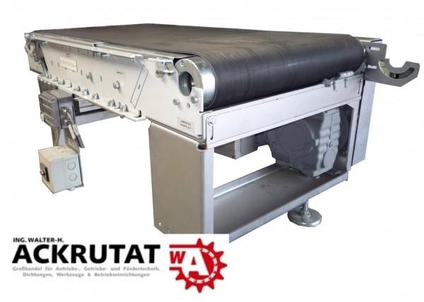 SIEMENS DEMATIC Förderband Gurtförderer Tisch 860 mm