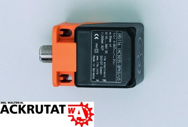 IFM inductive Sensor IM5130 Näherungsschalter effector 100 Schaltabstand 35 mm