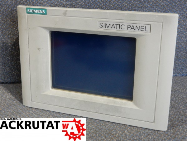 6AV6545-0BB15-2AX0 Siemens Simatic Panel Touch TP 170B Mono Display Panel
