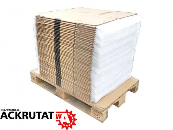 60 Versandkarton 379x360x429 BxTxH Karton Innenbeutel Gefahrgut Faltkarton