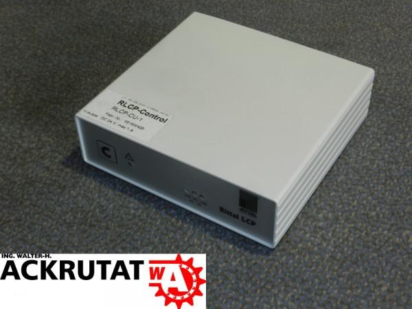 Rittal RLCP-Control RLCP-CU-1 SK 3396.329 Steuereinheit Steuermodul Regler