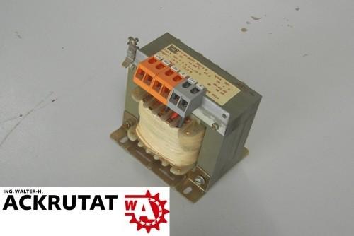 Block Typ Best 320/3/2 Trafo Code 8519 Transformator Trenntrafo Steuertrafo 24 V