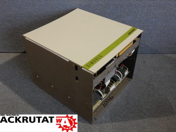 Siemens Simoreg D/400/35 Mreq-GcGGV66-2B0 6RA 21Stromwandler Umrichter