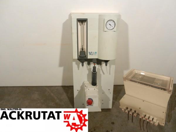 Wallace & Tiernan USF Vollvakuum Gasdosiergerät V-10K Depolox Mess-Regelanlage