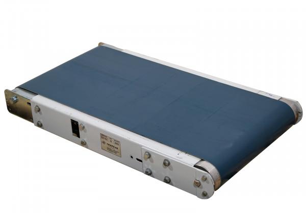 L750 B380 Trapo AG Förderband PVC-Glattgurt Transportband Flachgurtförderer