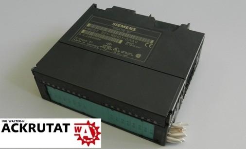 Siemens Simatic S7 6ES7 321-1BH01-0AA0 DI Modul SM321 6ES7321