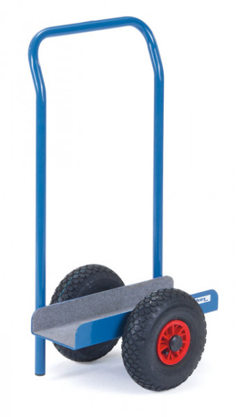 Fetra Plattenroller 4176 in U-Form mit Bügel bis 500 kg mit Anlage und Schiebebügel