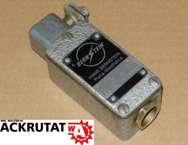 Bernstein Grenztaster Kippschalter 6020103 GC-U1 AD Taster Metallschalter