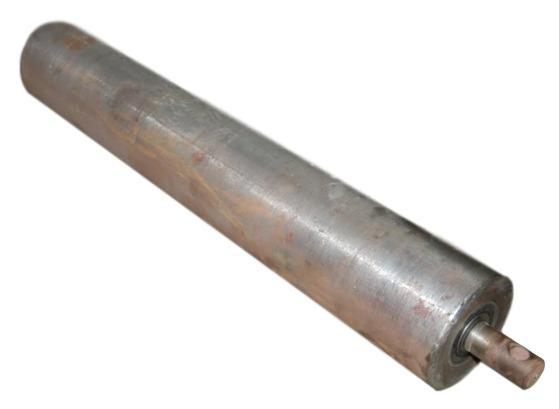 Umlenktrommel Stahltrommel Förderband Trommel Walze RL=470 mm Ø 79 mm