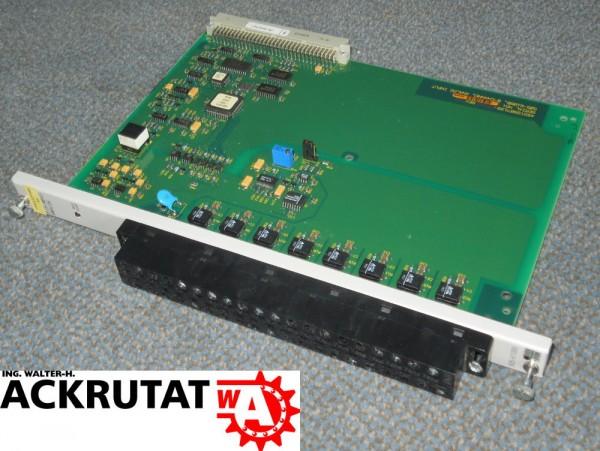 Siemens Input Modul 505-6108B Analog 8 Kanal Eingang Simatic I/O E1