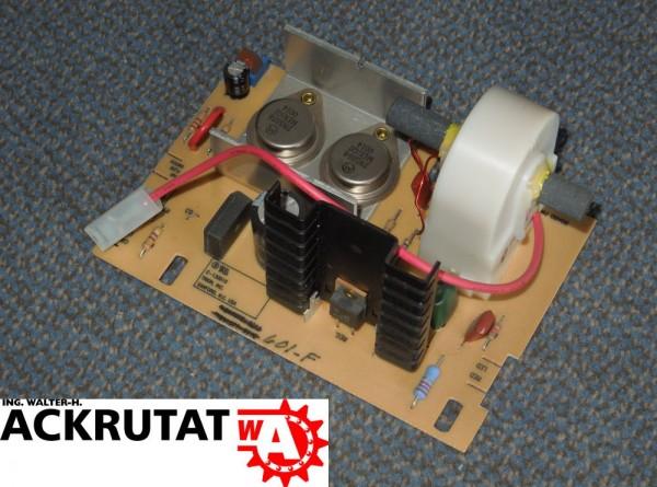 Trion 341677-601F 24V Netzteil Luftfilteranlagen Stromwandler Platine Board