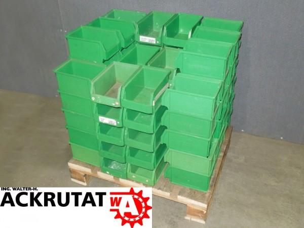 68 Sichtlagerbox Schäfer LF 221 Lagerbox Kiste Box Kisten Kasten Behälter Lager