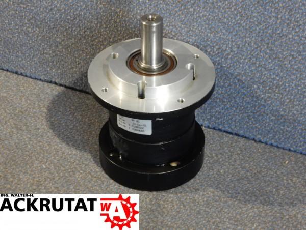 Eisele Planetengetriebe EPL 84/1 Getriebe i10 Welle 20mm Flansch Getriebemotor