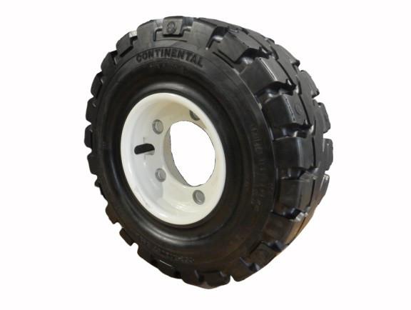 Continental Vollgummireifen 150/75 Gabelstapler Komplettrad Staplerreifen-