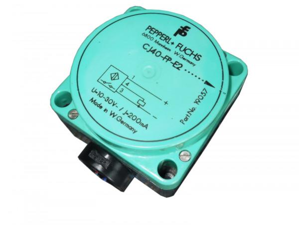 Näherungsschalter Pepperl Fuchs Sensor