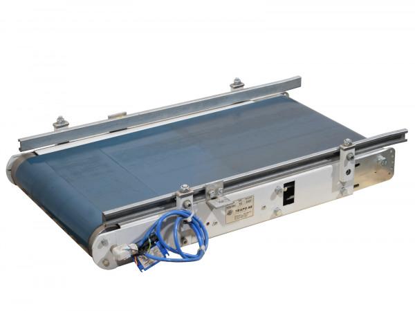L780 B380 Förderband Trapo AG PVC-Glattgurt Transportband Flachgurtförderer