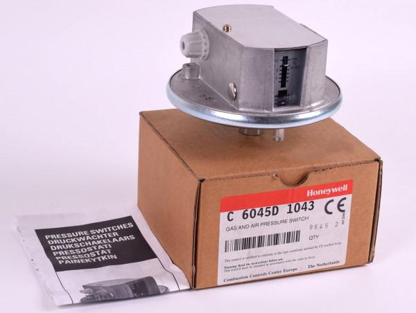Honeywell Druckwächter Luftdruck