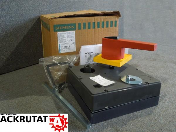 Siemens Türkupplungs-Drehantrieb 3VL9800-3HF05 Antrieb Schaltkasten