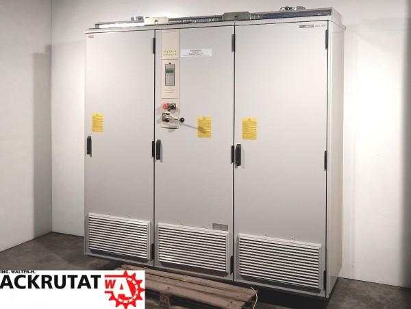 ABB Frequenzumrichter 315 KW / 360 KW Schaltschrank ACS607 FU Frequenzwandler