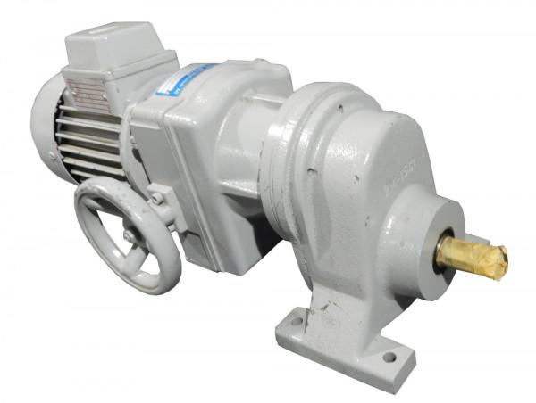 Indur Getriebemotor R 0,18 kW 10/6-G0-025-4 Stirnradmotor Motor Antriebsmotor