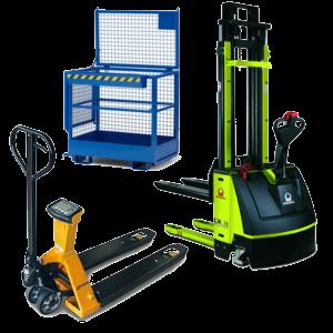 Gabelstapler / Flurförderzeuge