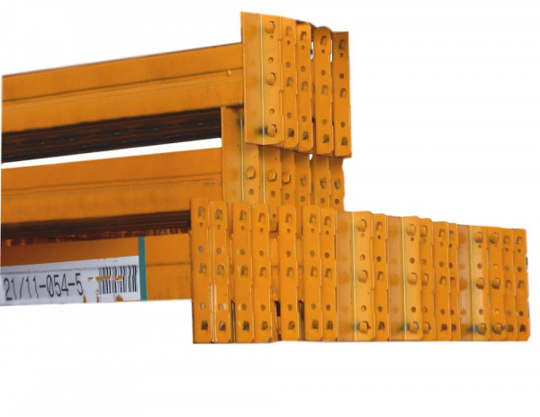 10x Jungheinrich Typ T Traverse 3600x120x50 mm Längstraverse Palettenregal