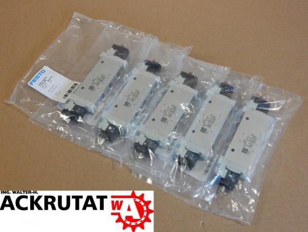 5 x Festo Magnetventil VUVG-L18-B52-T-G14-1R82 Ventil pneumatisch 8031533