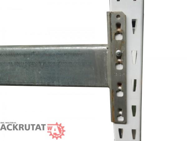 10 Dexion S4 Palettenregal Traversen verzinkt Schwerlast 2700 mm Regal Traverse