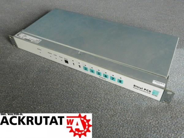 Rittal DK 7200.000 PCU 19'' Stromverteiler Serverschrank IT-Schrank Serverrack