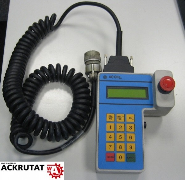 exat Handpanel Steuerung Keypad Notaus TSE (2x16) / 12-E2A3