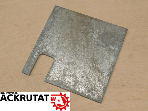 10 Unterlegplatten Schäfer PR350 Palettenregal Ausgleichsplatten 2 mm Platten