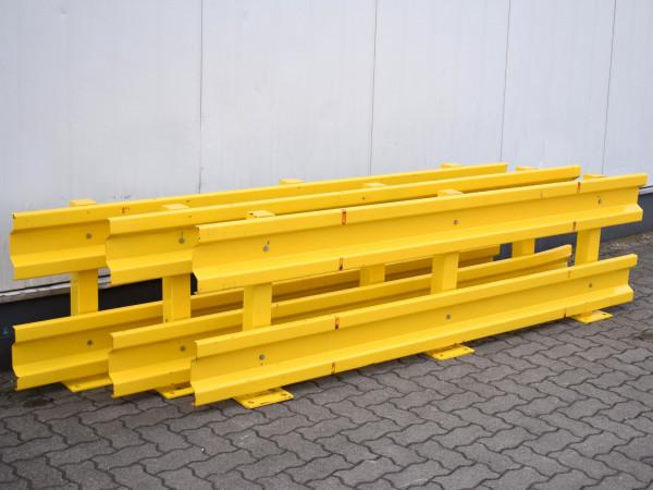 Leitplanken -Set Rammschutzelemente Anfahrschutz