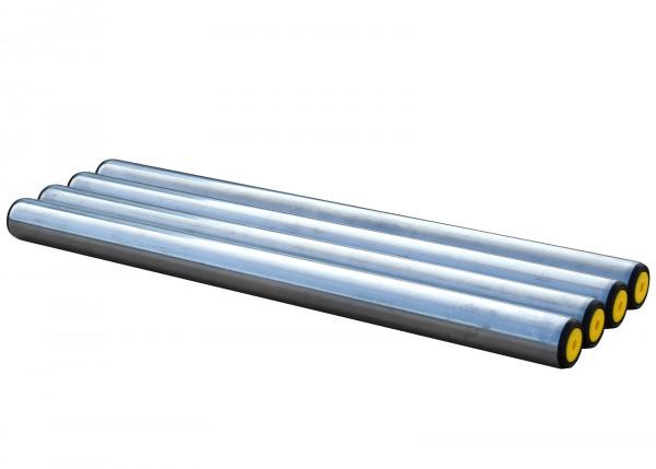 Tragrollen Interroll Stahl verzinkt Stahlrollen