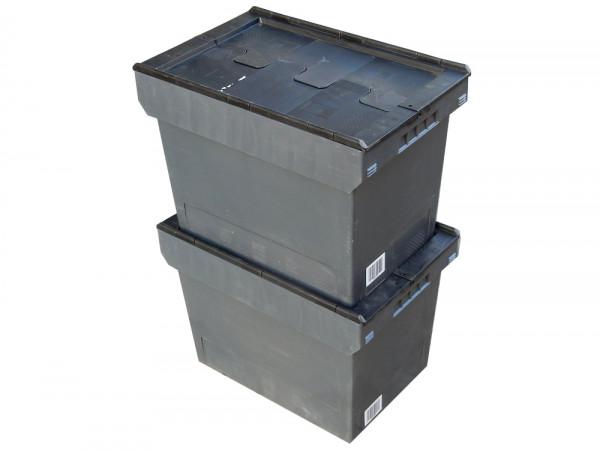 Box Kunststioffbox Kasten stapelbar Behälter