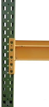 Gemac Palettenregal Rahmen Profil Raster Lochmuster