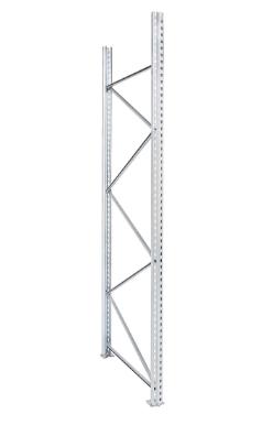20x Bito P1 Palettenregal Rahmen Ständer Höhe 5000 x Tiefe 1100 mm