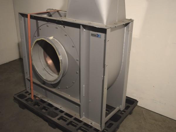 Radial-Ventilator RV 56-400/580 B5 Radialgebläse Absaugung Gebläse 4500 m3/h