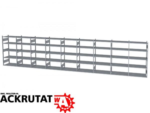 H2440 T345 L9290 Dexion Fachbodenregal Nora Regal Metallregal Industrieregal