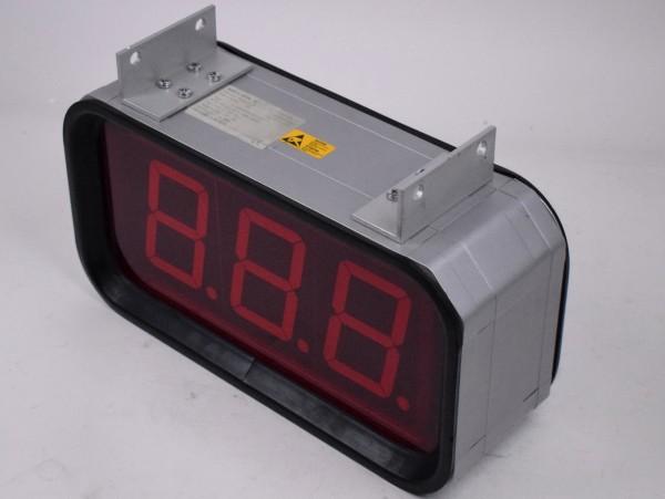 Wöhrle Digitalanzeige Großanzeige BCA-100-103R