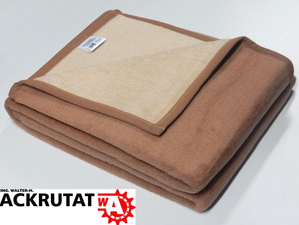 Biederlack sofadecke wohndecke aspekt kamel sand dralon for Ecksofa 200 x 150