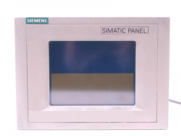 Siemens Simatic Panel Bedienpanel defekt