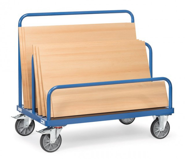 Fetra Plattenwagen 4465 ohne Bügel Ladefläche 1.600 x 800 mm 750 - 1200 kg, 7 Verstellmöglichkeiten