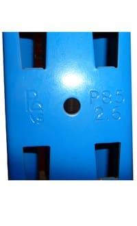 PSS Palettenregal Rahmen Profil Raster Lochmuster