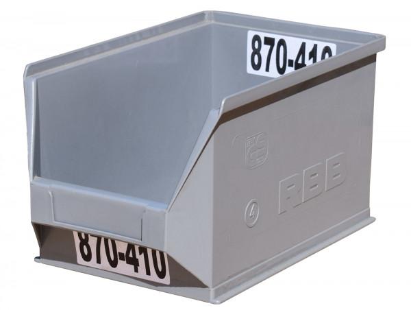 RBB Lagersichtkasten Regalbox
