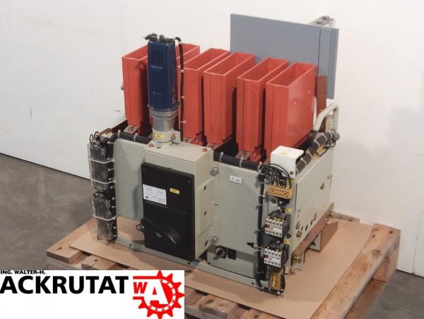 AEG ME 2500 offener Leistungsschalter Schutzschalter Lasttrennschalter 2500 A