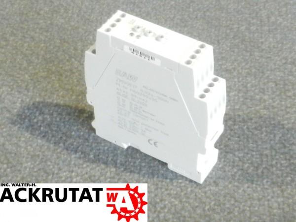 EAW Multifunktionsrelais ZM 99 FP Zeitrelais Schaltrelais Sofortkontaktrelais