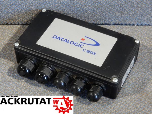 Datalogic C-Box 100 Verbindungsbox Barcodescanner Laserschranke Scanner